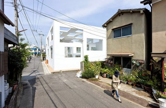 Inspirations japanese modern architecture - Case giapponesi moderne ...