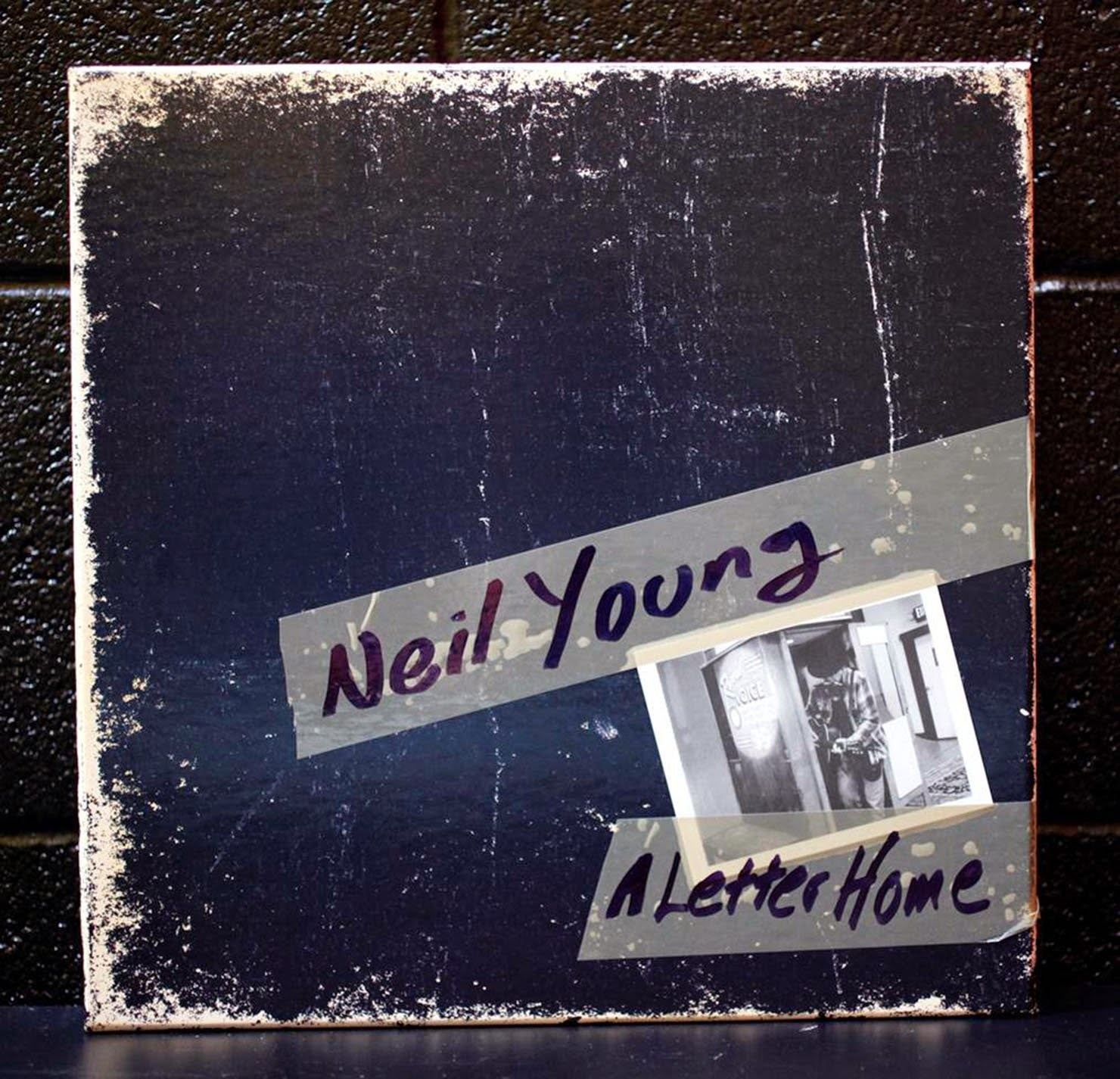 deeAuvil: Neil Young - A Letter Home - Boxed Set