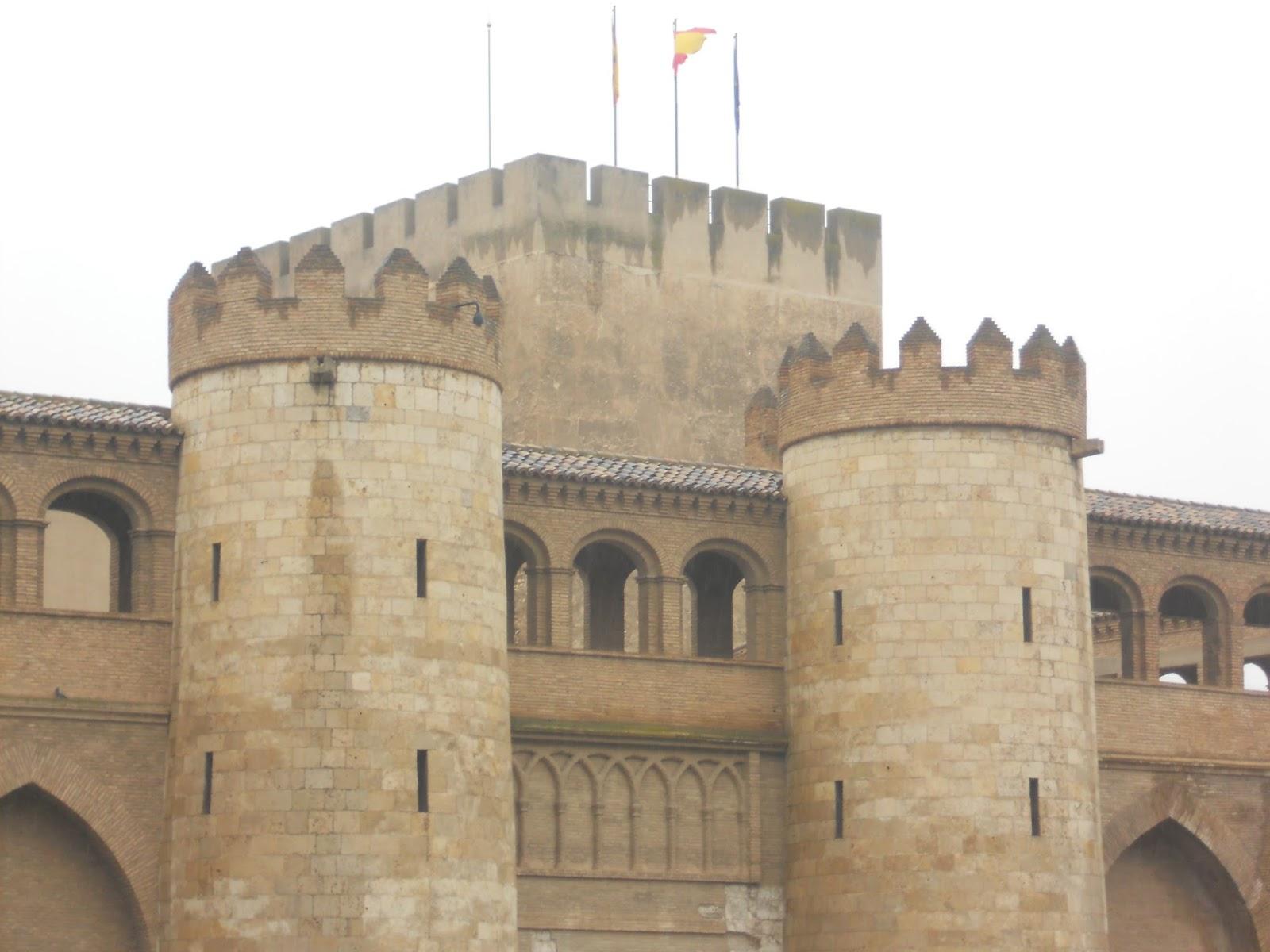 Historia y genealog a palacio de la aljaferia zaragoza - Arquitectura en zaragoza ...