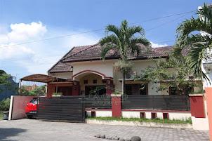 Rumah dekat UGM