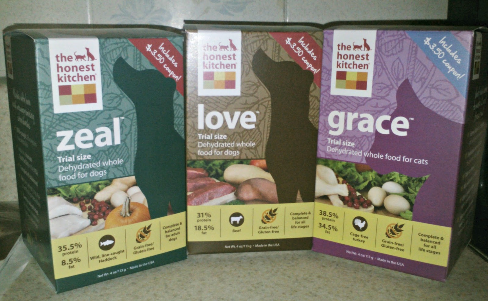 The Honest Kitchen Human Grade Food Made for Dogs Pawsitively Pets