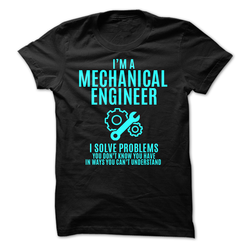 Mechanical Engineering T Shirts