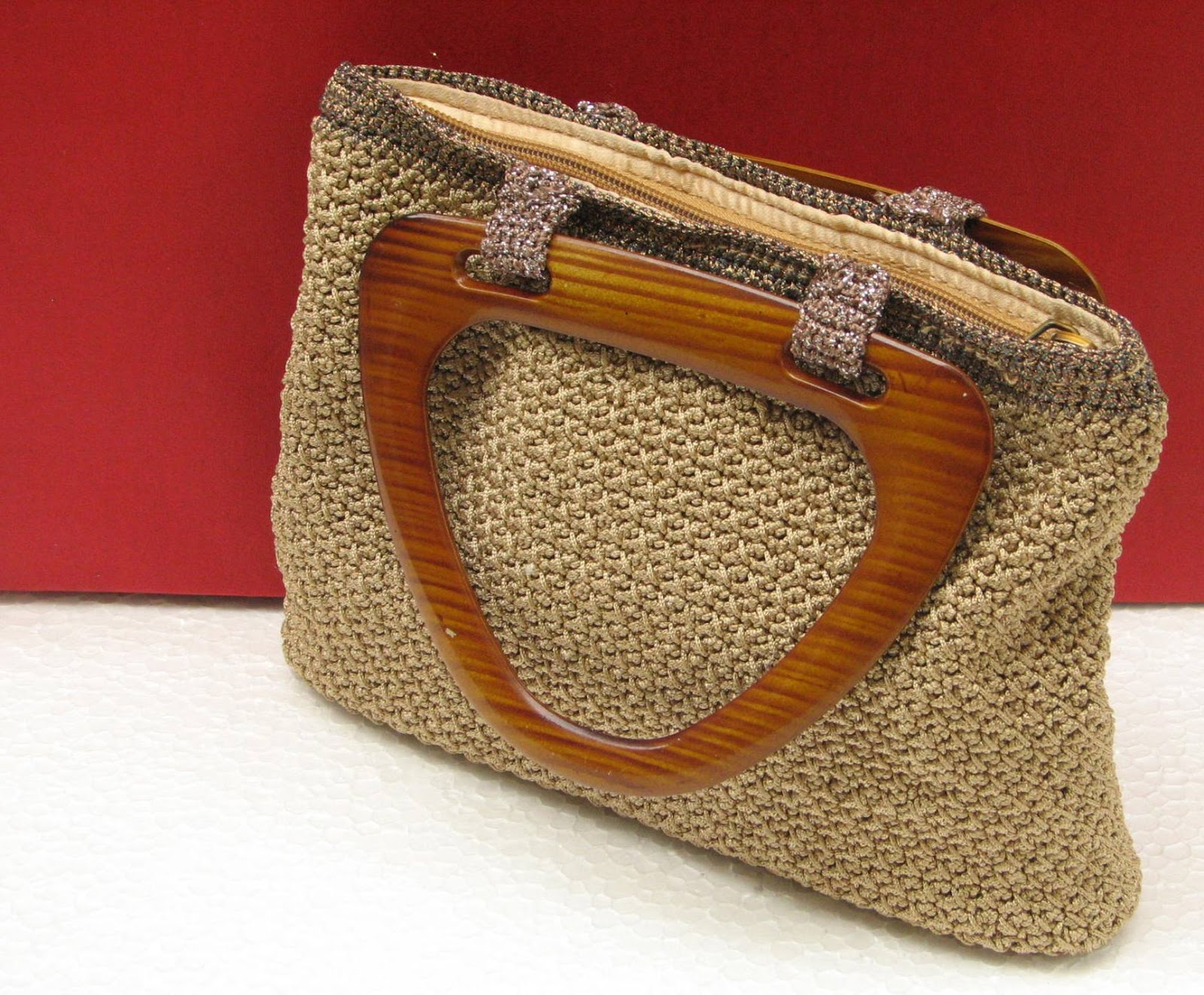 Handmade Crochet Bags : DISHA FOUNDATION : Handmade crochet bags