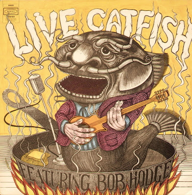 Catfish Hodge - Live Catfish - 1971