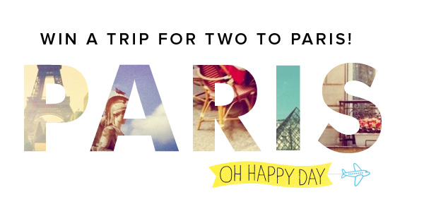 7 Days in Paris... for FREE!
