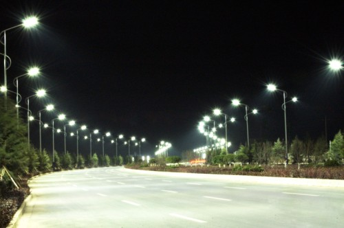 New light solar street light led that can infrastructure development