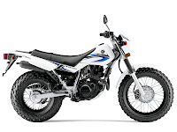 2014 Yamaha TW200 pictures 2