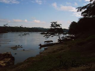 Paysages Mexique chiapas yaxchilan Usumacinta blog photo voyage