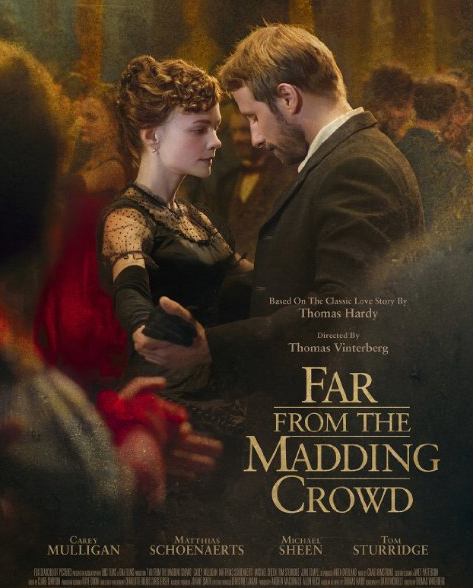 Sinopsis Film bioskop terbaru. Far From the Madding Crowd (2015)