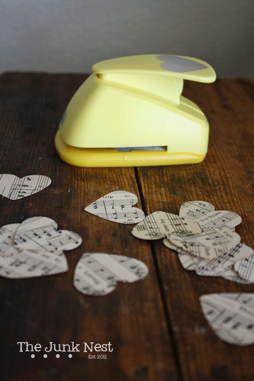 DIY Tabletop Confetti