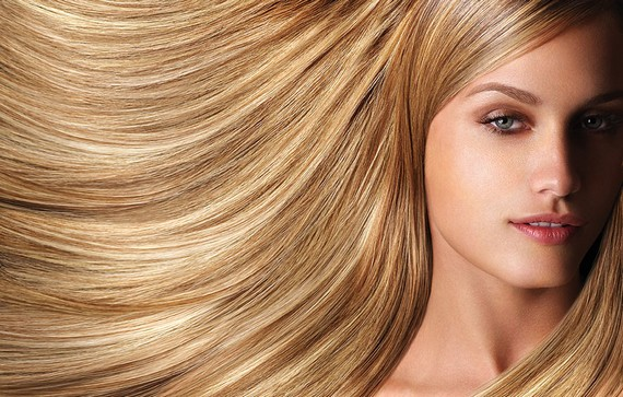 Natural secrets of beautiful hair