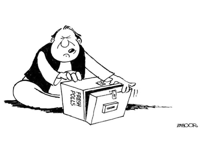 The Express Tribune Cartoon 19-8-2011