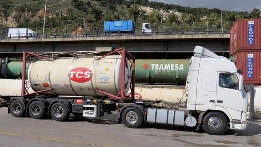 www.gonzalogarciabaquero.com analiza las ventajas de ferrocarril vs la carretera