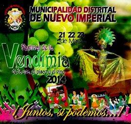 V Festival De La Vendimia 2014