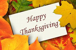 Happy Thanksgiving, part 2