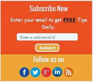 social-subscription-widget