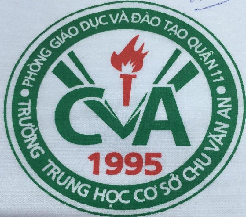 Trườn trung học cơ sở  Chu Văn An