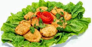 Món ăn ngon: Chả mực Hạ Long