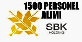 SBK holding iş ilanları