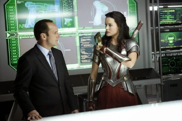 agentes de shield, shield, coulson, marvel, el zorro con gafas, lady sif
