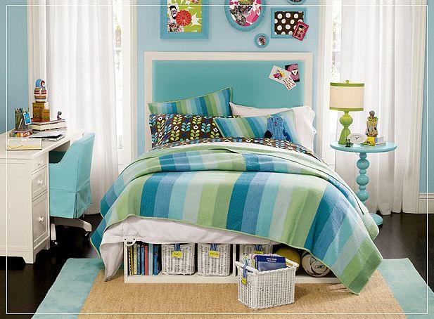 Decora o para quarto de adolescentes dicas modelos e for Como acomodar un cuarto pequeno