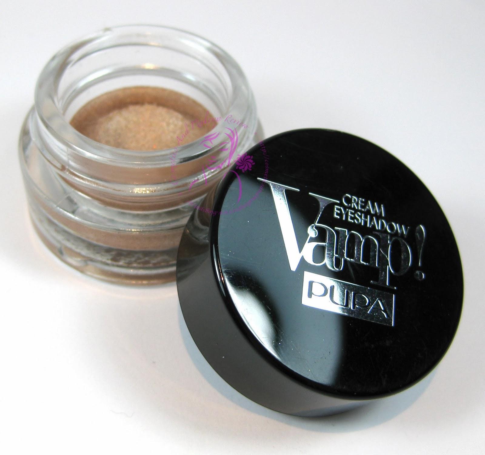 Pupa - Vamp! Cream Eyeshadow n° 100 - Champagne