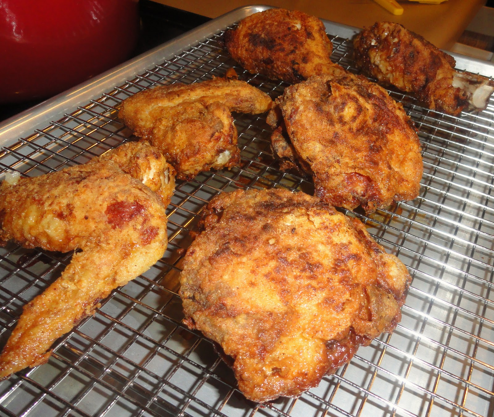 Best Buttermilk Fried Chicken Recipe — Dishmaps