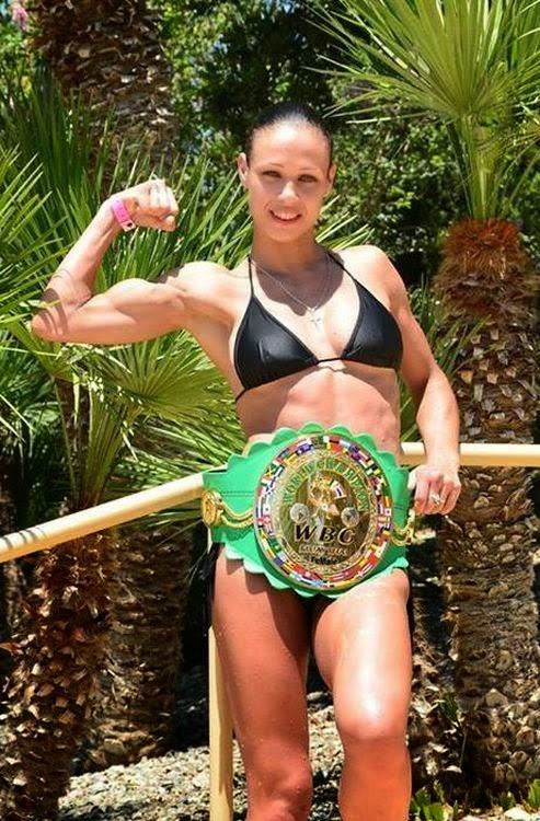 Lena Ovchynnikova - WBC Muaythai Flyweight Champion