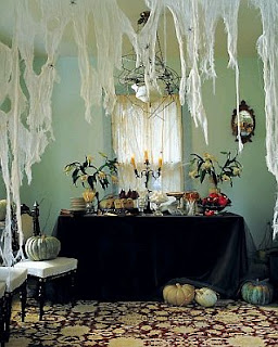 Halloween Party Sallons Decoration