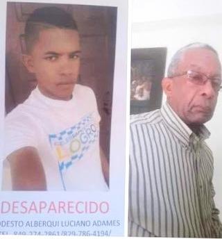 LO HAN VISTO!...En Bohechío ofrecen recompensa RD$100 mil, joven desaparecido
