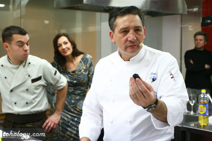 Chef Bruno Coletti - the Italian Christmas SWISSAM