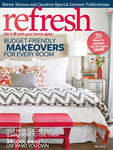 Abby Manchesky Interiors: My Advice on Color in Refresh ... Refresh Magazine
