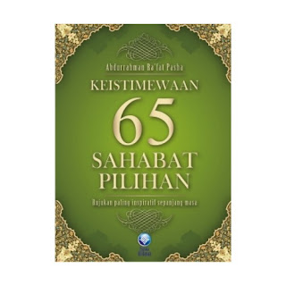 beli buku online sejarah islam 65 sahabat nabi rumah buku iqro toko buku online
