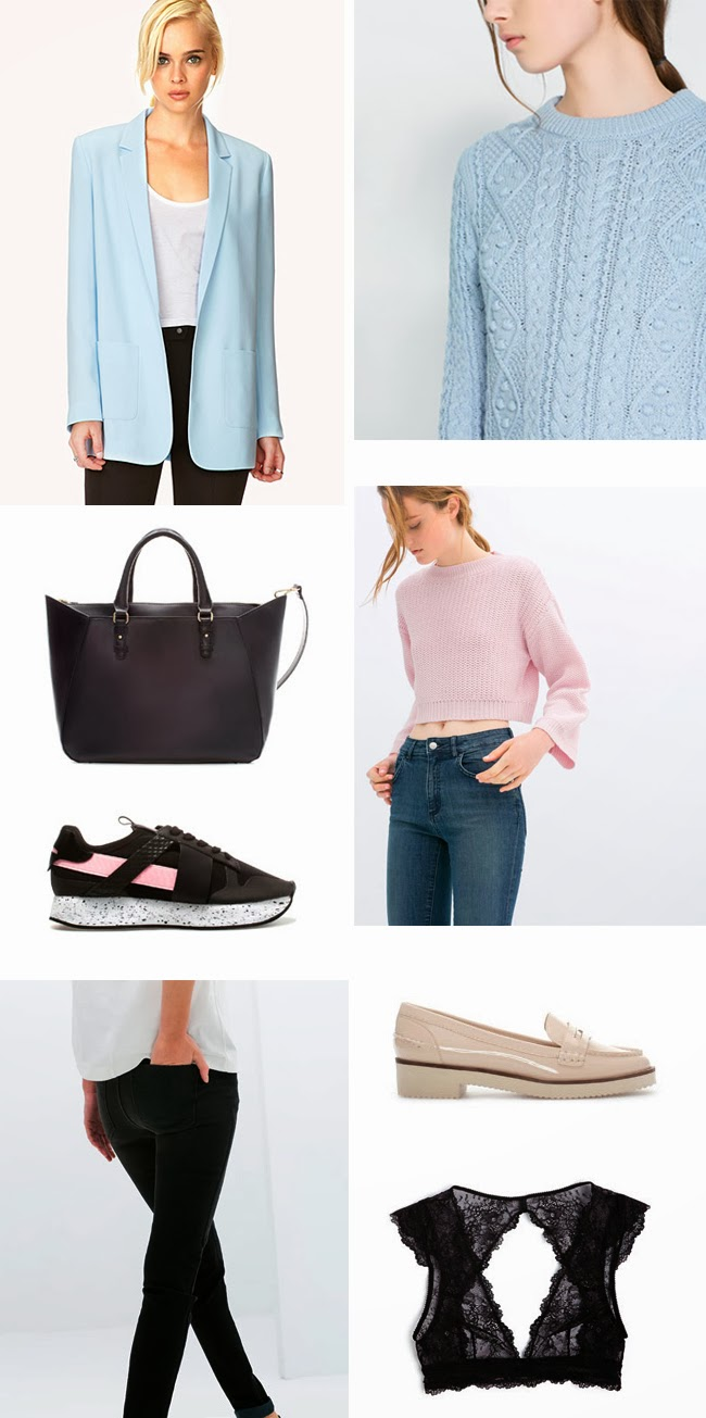 Wardrobe planning // 2014