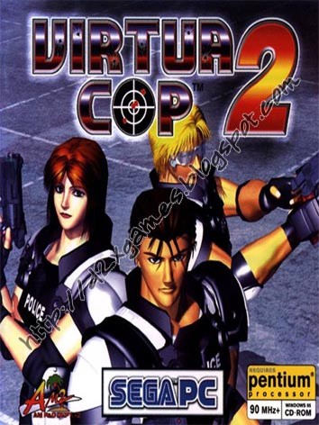 Free Download Games - Virtual Cop 2