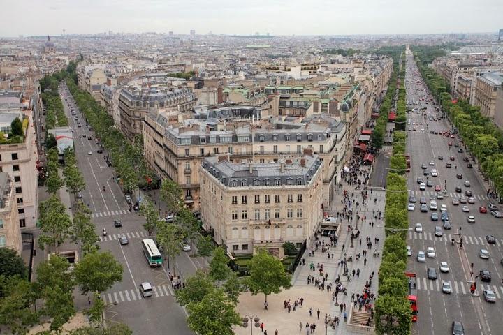 法國凱旋門