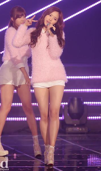 A Pink Naeun Mr Chu Live