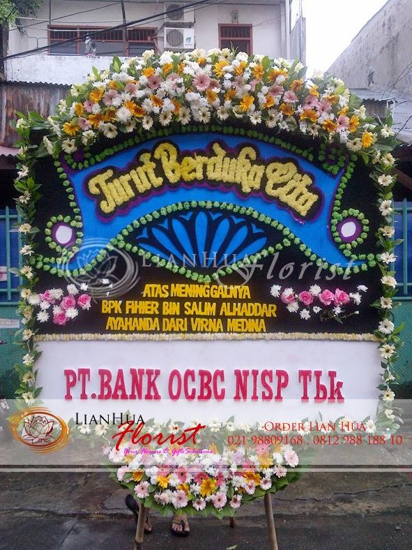 karangan bunga papan, toko bunga di jakarta utara, bunga duka cita, layanan toko bunga rumah duka