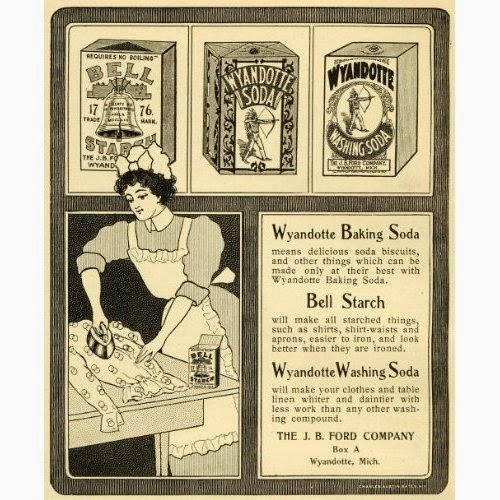 Ladies Becoming Maids: Maids in Old Advertising