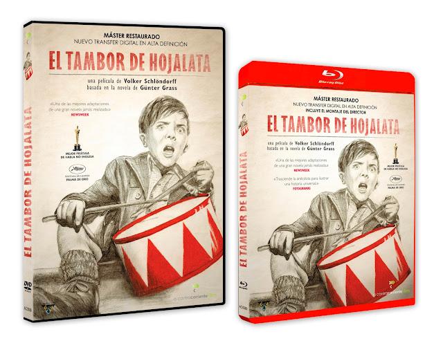 A la venta 'El tambor de hojalata' en Blu-ray y DVD