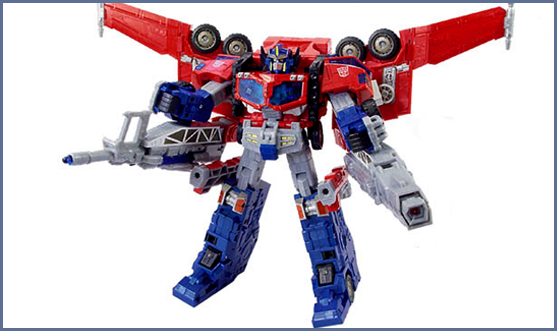 Cybertron Leader Class Optimus Prime