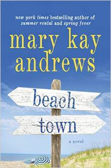 beach town, mary kay andrews, book review