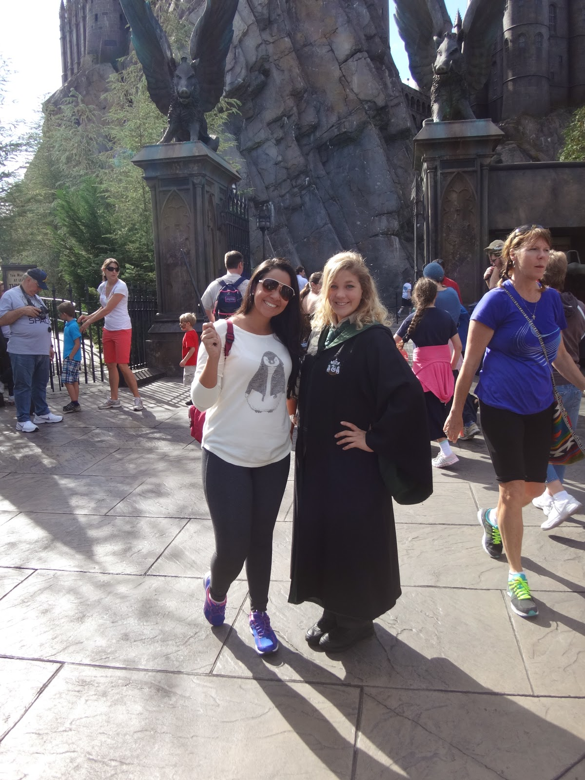 harry potter - island of adventure - orlando, estados unidos
