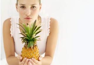 Buah nanas untuk atasi berat badan dan berbagai penyakit