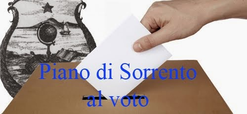 PIANO DI SORRENTO AL VOTO