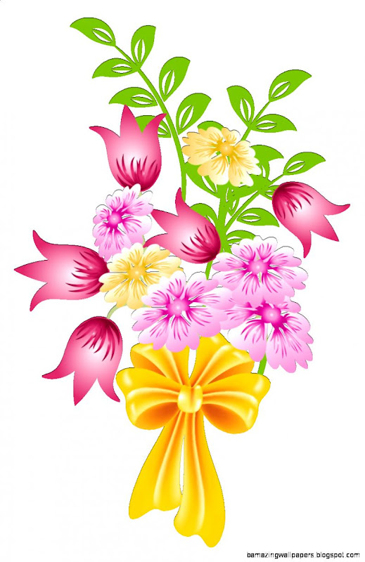 Flower Bouquet Clipart