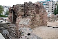Roman Palace complex Thessaloniki