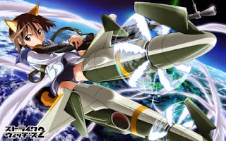 Strike Witches OVA Subtitle Indonesia