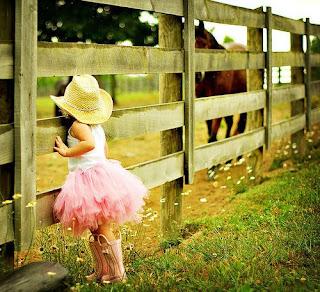 Quisiera ser pequeña eternamente :)