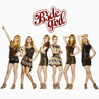 BBde Girl (비비드 걸) - First Mini Album